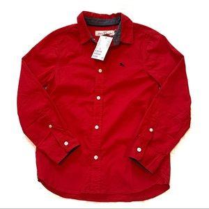 NWT Boys H&M 100% Cotton Shirt